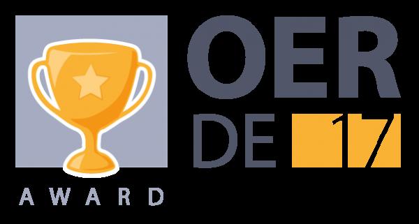 Logo des OER-Awards 2017